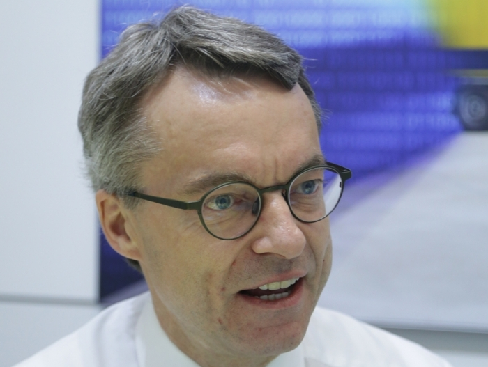 Interview with Bernhard Simon, CEO & chairman of the Executive Board, Dachser