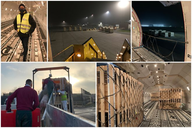 Intradco Global successfully transports over 3,000 pigs and cattle