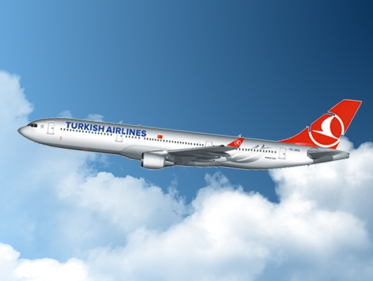 Turkish Airlines takes delivery of A330-300 from Intrepid