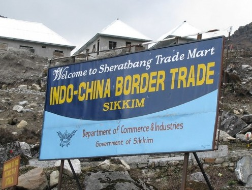 Is India building a great wall to stop China?