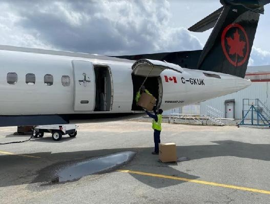 Jazz, Air Canada Cargo to be first to operate Dash 8-400 as cargo-only flights