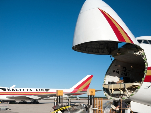 CHAMP Cargosystems implements Weight & Balance application for Kalitta Air
