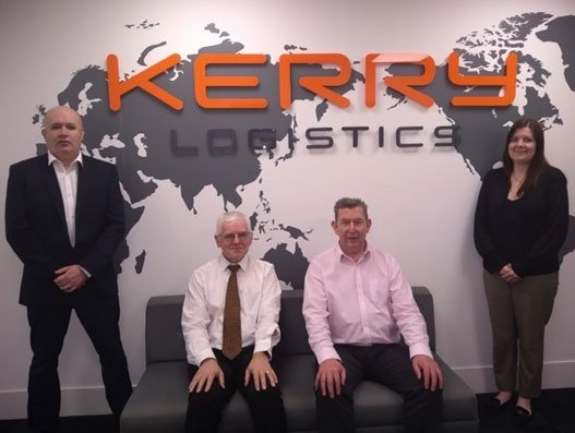 Kerry Logistics moves air freight division to new London Heathrow facility