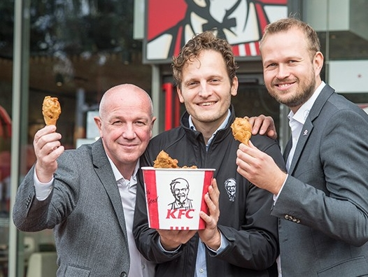 KFC appoints DHL and QSL to manage UK foodservice supply chain