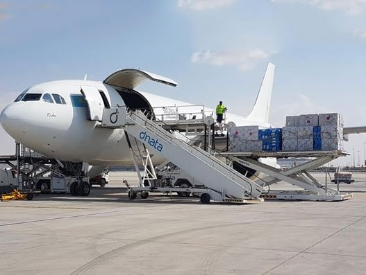 Kintetsu World Express, Chapman Freeborn partner to fly relief cargo to South Sudan