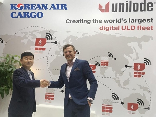 Korean Air inks ULD management agreement with Unilode
