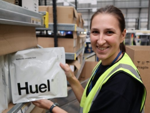 Kuehne + Nagel UK wins Huel contract for logistics services