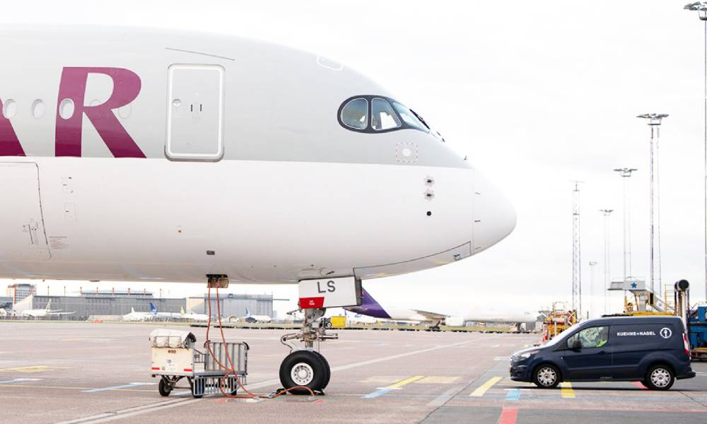 Kuehne+Nagel, Qatar Airways Cargo donate freight services for global Covid-19 response