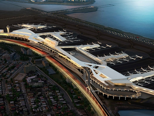 Delta lease agreement for facility in LaGuardia airport approved