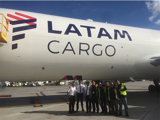 LATAM Cargo carries more than 40 tonnes of aid to Puerto Rico