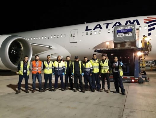 LATAM Cargo changes freighter schedule to address capacity gap