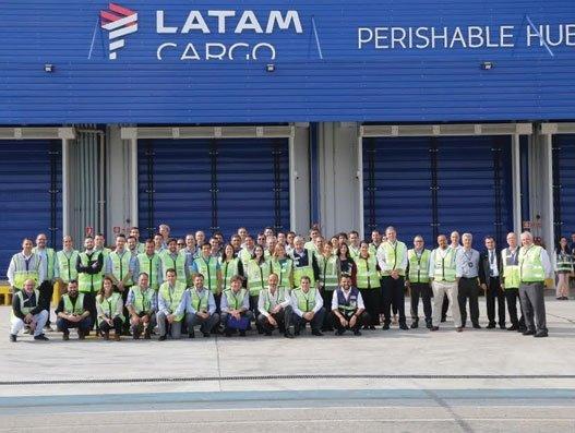 LATAM Cargo's $3.5 mn worth Brazilian perishable hub to facilitate export from South America, North America, Europe