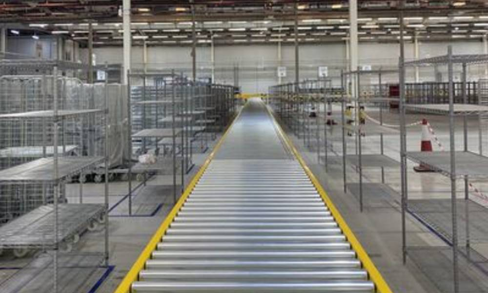 Lödige Industries delivers automation system for e-commerce distribution centre in Dubai