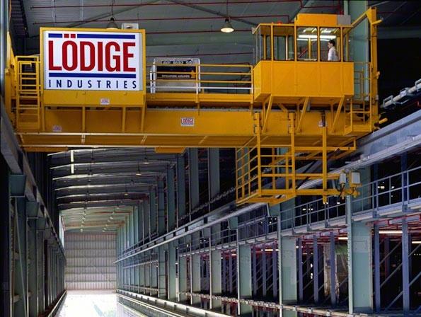 Lödige installs new ULD cargo system in UK Airport