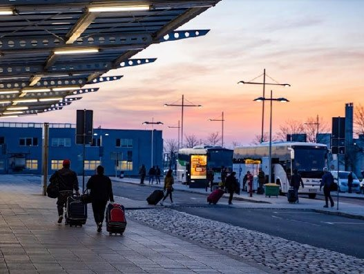 Leipzig / Halle greets 135 harvest workers from Romania