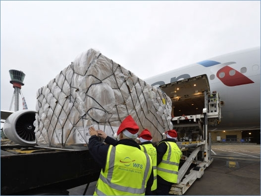 Lifting Heathrow Cargo post Brexit