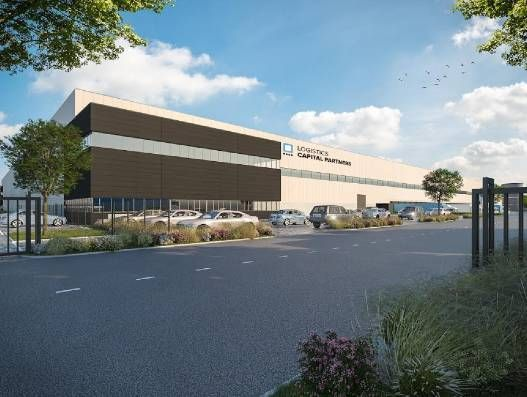 Logistics Capital Partners unveils its first warehouse in Belgium