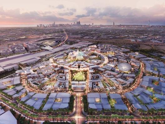 Logistics opportunity for UAE as Dubai readies to host Expo 2020