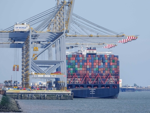 Port of London handles 50 million tonnes of cargo in 2016; highest tonnage since 2008