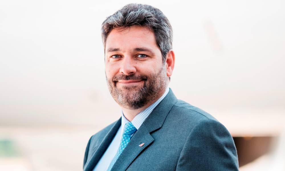 Lorenzo Stoll named new head of Swiss WorldCargo