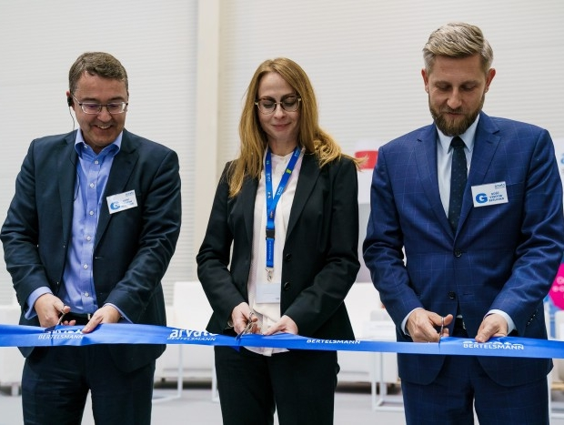 LPP and Arvato unveils new distribution hub in Stryków