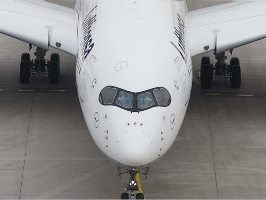 Lufthansa's third A350-900 to fly to Mumbai, India