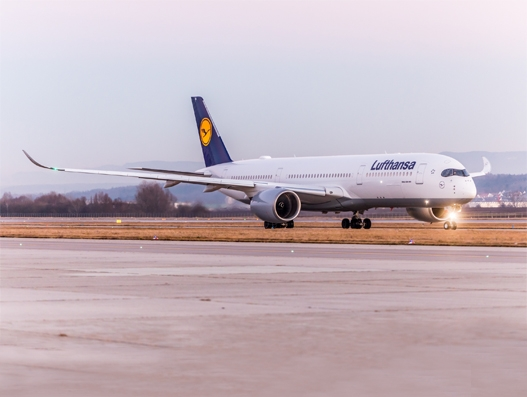 Lufthansa launches daily flights with Airbus A350 from Mumbai to Munich