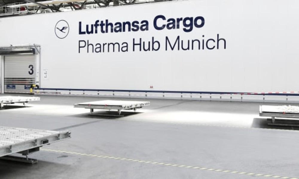Lufthansa Cargo expands CEIV Pharma-certified network