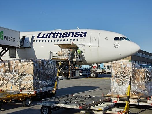 Lufthansa Cargo expands freight capacity between Europe and Asia