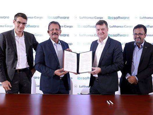 Lufthansa Cargo moves to IBS Software's SaaS hosting platform