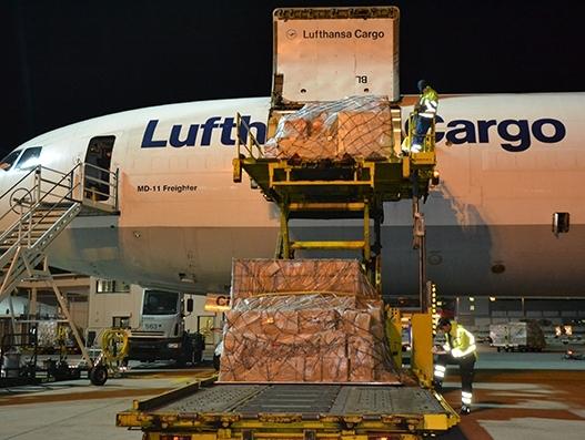 Lufthansa Cargo steps up its digitalisation game