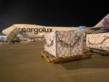 Lufthansa, Cargolux, DHL, SkyCell alliance secures vaccine deliveries
