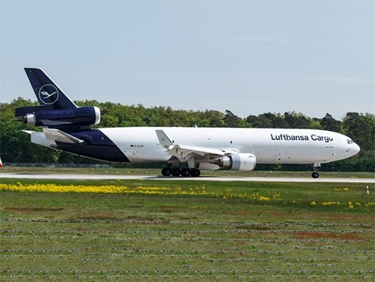 Lufthansa Group may use passenger aircraft as pure cargo aircraft to further increase cargo capacity