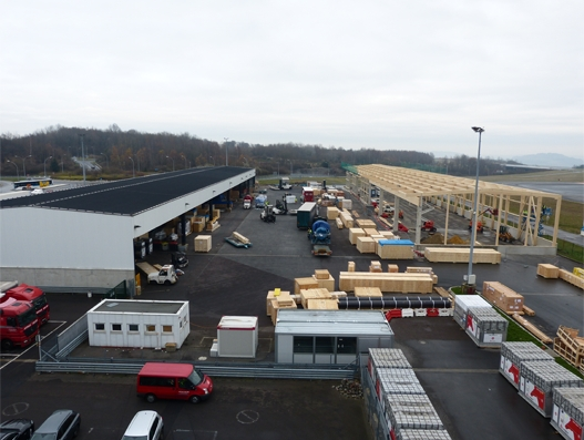 Another record year for Luxembourg Airport with 821,000 tonnes of cargo handled in 2016