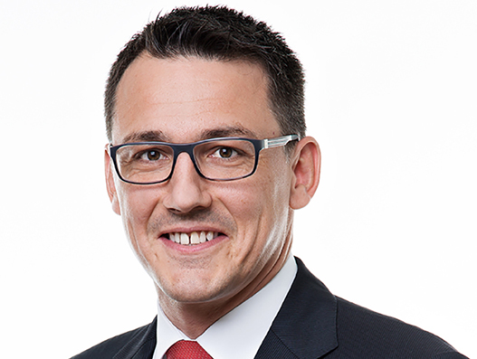 Luzius Wirth named as new CEO Swissport UK and Ireland
