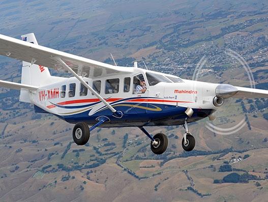 Mahindra Aerospace's Airvan 10 achieves type certificate