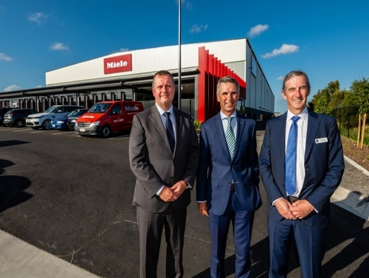 Miele Australia opens its newest facility at Brisbane Airport