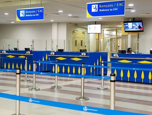 Mitchell Cotts picks Kale Logistics to digitise Jomo Kenyatta International Airport
