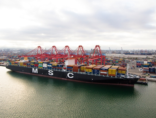 Port of Long Beach gives green signal to MSC to take control of Port's largest terminal