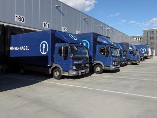 Nestlé picks Kuehne + Nagel Netherlands as its logistics partner