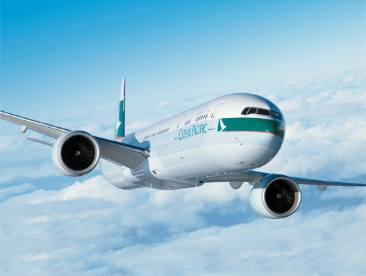 Cathay Pacific and Air New Zealand extend services