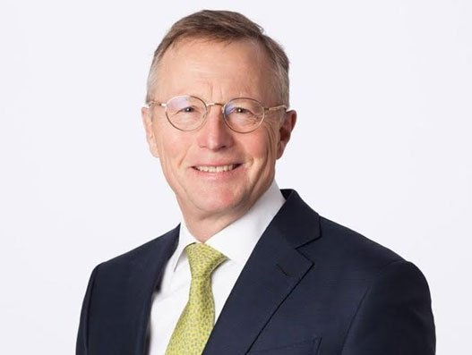 Nils Andersen is the new chairman of Worldwide Flight Services