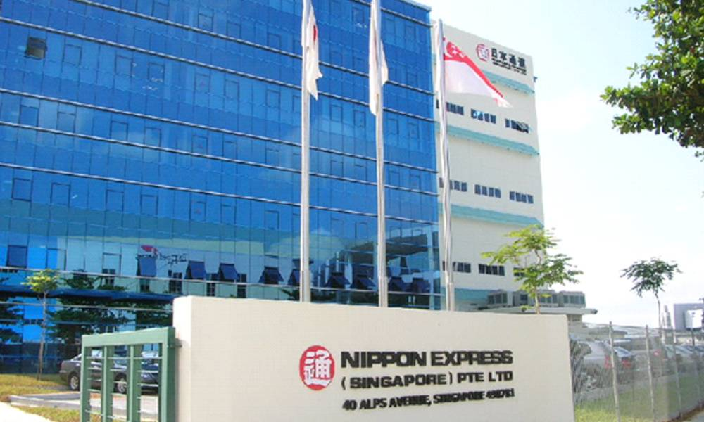 Nippon Express Singapore acquires GDP certification for its Changi Airport facility