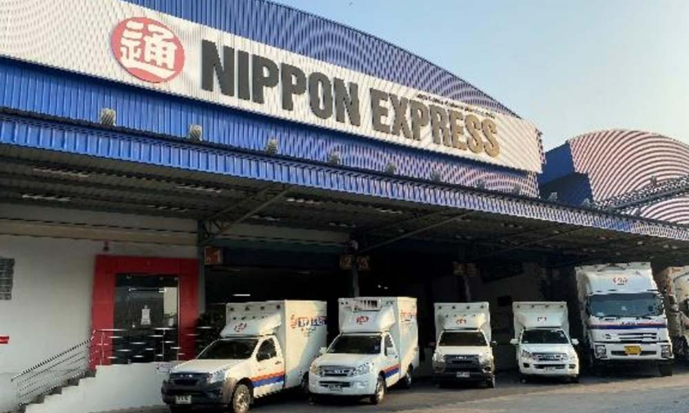 Nippon Express Thailand obtains GDP certification for domestic transport services