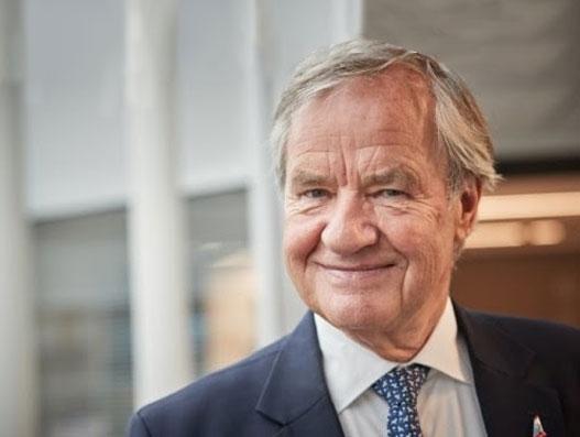 Norwegian Air Shuttle CEO Bjørn Kjos steps down