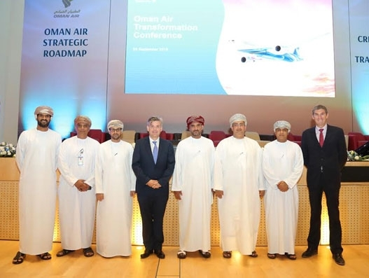 Oman Air to focus on digital push as part of 'transformation' plans