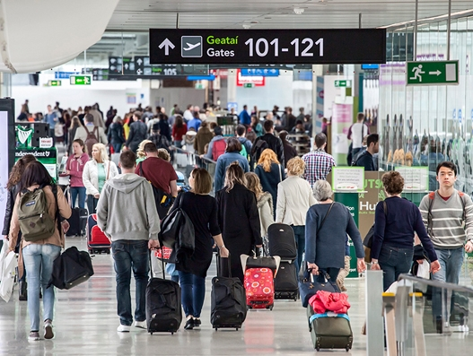 January passenger numbers increase by 9 percent at Dublin Airport