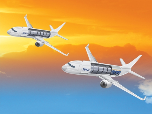 PEMCO launches B737-700 FlexCombi & Full-Freighter Aircraft conversion programmes