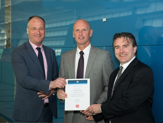 Pharma Gateway Amsterdam recognised for its contribution to the CEIV Pharma Programme