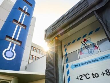 Pharma Hub at FRA is European leader for temp-sensitive goods handling